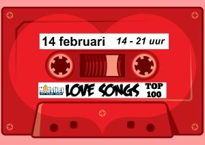 Love songs top100 2016